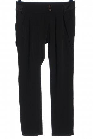 Apart  glamour Jersey Pants black business style