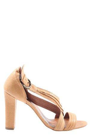 Apart High Heels nude Casual-Look