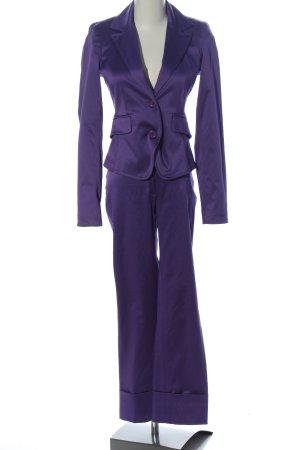 Apart Tailleur pantalone lilla stile professionale