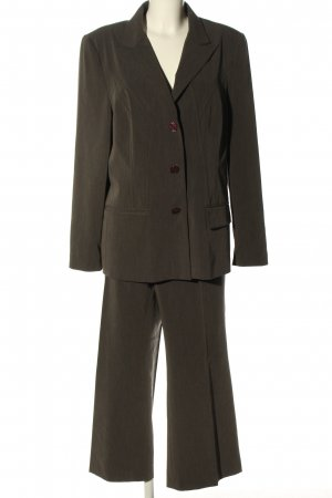 Apart Tailleur pantalone marrone stile professionale