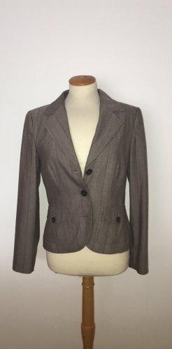 Apart Abito business marrone-grigio