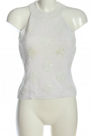 Apart Impressions Sleeveless Blouse white casual look