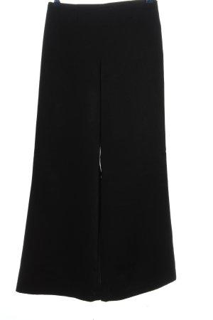 Apart Impressions Pantalon en jersey noir style d'affaires