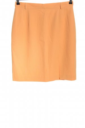 Apart Impressions Jupe crayon orange clair style décontracté
