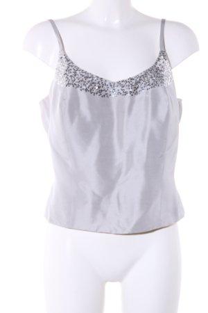 Apart Impressions Haut type corsage gris clair élégant