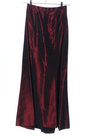 Apart Impressions Spódnica z godetami czerwony Ekstrawagancki styl