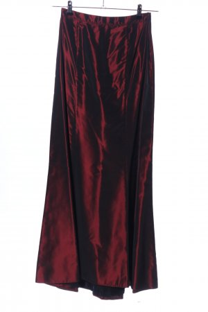 Apart Impressions Jupe à godet rouge style extravagant