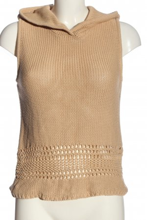 Apart Impressions Short Sleeve Sweater cream casual look