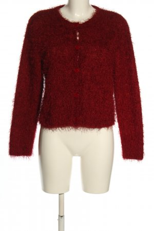 Apart Impressions Short Jacket red flecked casual look