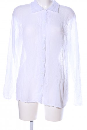 Apart Impressions Long Sleeve Blouse white business style