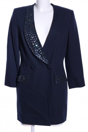 Apart Impressions Long Jacket blue elegant