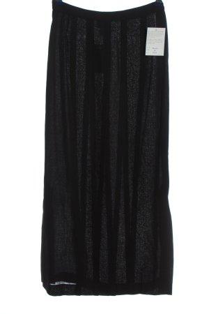 Apart Impressions Falda larga negro look casual