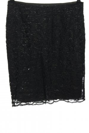 Apart Impressions Miniskirt black abstract pattern casual look