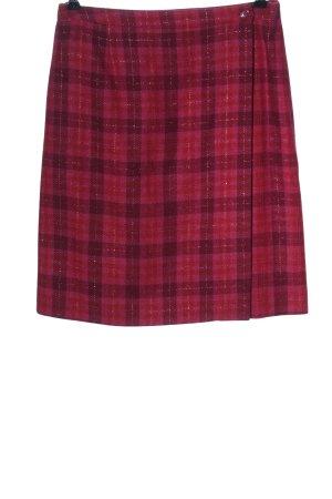 Apart Impressions Minifalda rosa estampado repetido sobre toda la superficie