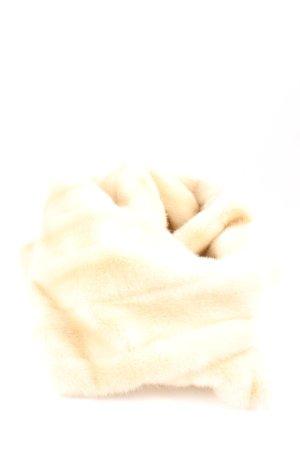 Apart Impressions Châle au tricot blanc cassé style d'affaires