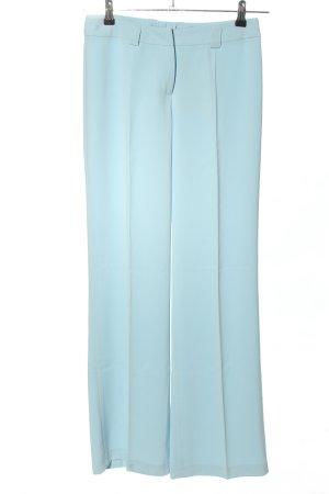 Apart Impressions Pantalon en jersey bleu style décontracté