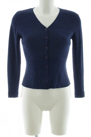 Apart Impressions Knitted Cardigan blue casual look