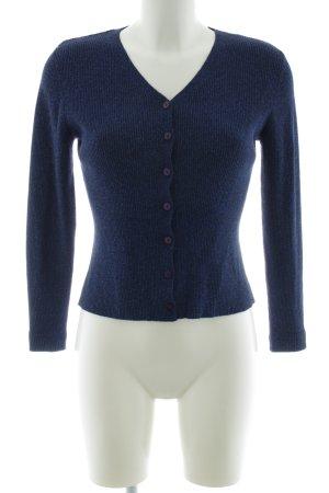 Apart Impressions Cardigan tricotés bleu style décontracté