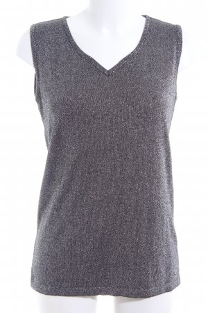 Apart Impressions Knitted Top silver-colored casual look