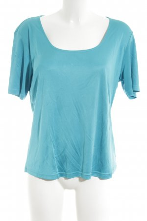 Apart Impressions T-shirt blauw casual uitstraling