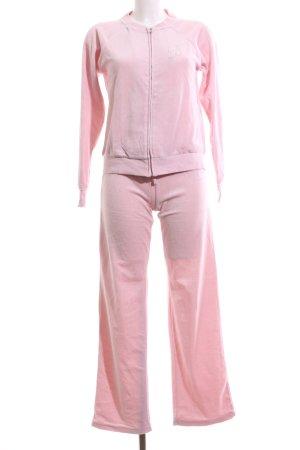 Apart Impressions Robe à bretelles rose style athlétique
