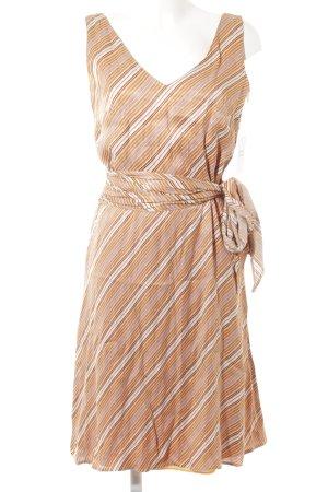 Apart Impressions Robe à bretelles motif rayé style décontracté