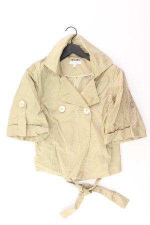 Apart Jacke Größe 36 braun aus Baumwolle