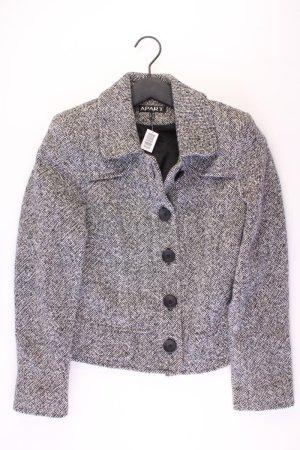 Apart Jacke Größe 36 schwarz aus Polyacryl
