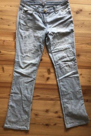 Apart Jeans skinny bleu azur-bleu acier