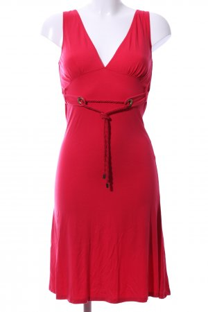 Apart Jerseykleid rot Casual-Look