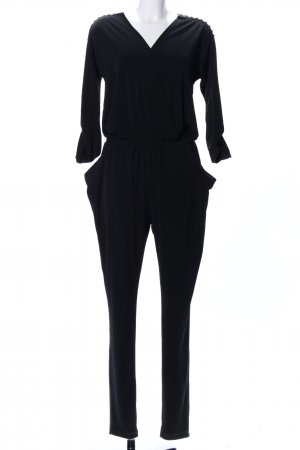 Apart Jumpsuit black casual look
