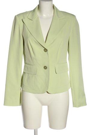 Apart Klassischer Blazer grün Business-Look