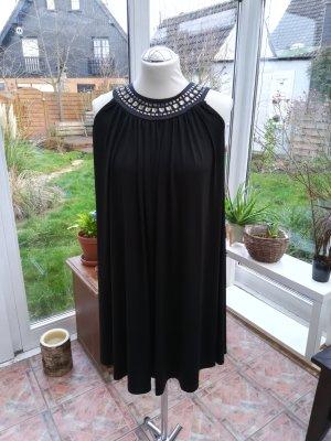 Apart Midi-jurk zwart
