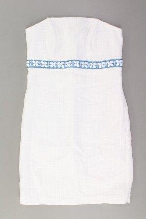 Apart Kleid Größe 38 weiß aus Acetat