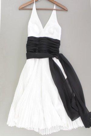Apart Vestido blanco puro Poliéster
