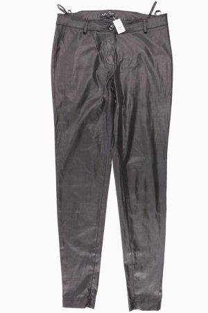Apart Pantalón de efecto piel negro