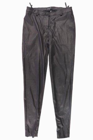 Apart Pantalon en simili noir polyester
