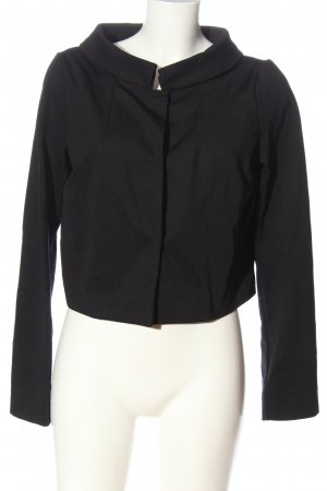 Apart Short Blazer black casual look