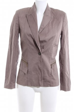 Apart Kurz-Blazer braun Business-Look