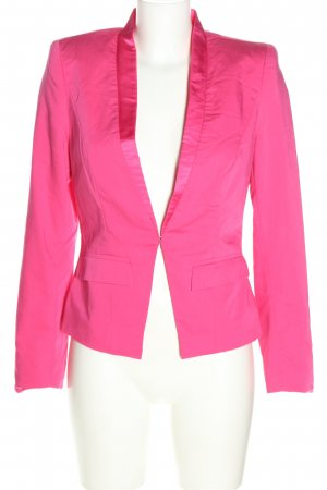 Apart Kurz-Blazer pink Business-Look
