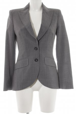 Apart Kurz-Blazer grau-rosé Business-Look
