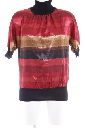 Apart Kurzarm-Bluse Farbverlauf Casual-Look