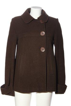 Apart Manteau court brun style décontracté