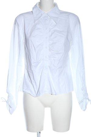 Apart Long Sleeve Shirt white business style