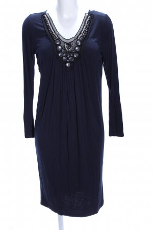 Apart Longsleeve Dress blue casual look