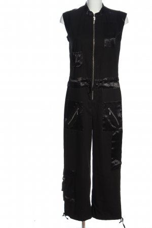 Apart Langer Jumpsuit black casual look