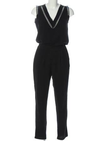 Apart Langer Jumpsuit black elegant