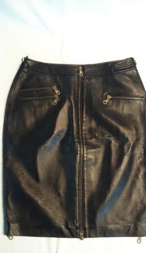 Apart Impressions Pencil Skirt black leather