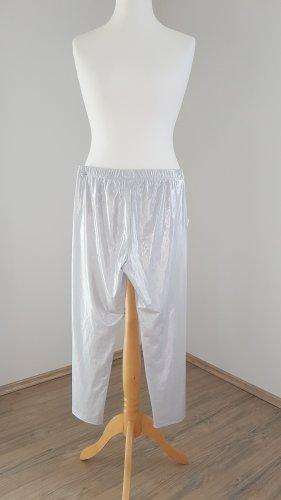 Leggings color plata