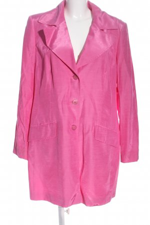 Apart Long-Blazer pink Casual-Look